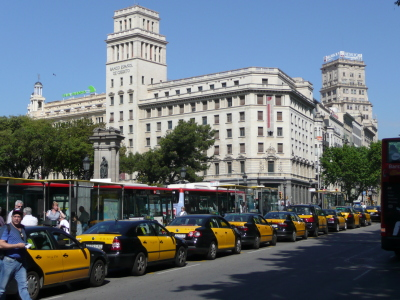 カタルーニャ広場2